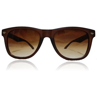A ICONIC Inc Brown Lens with Brown Frame (DOSI-W-005)