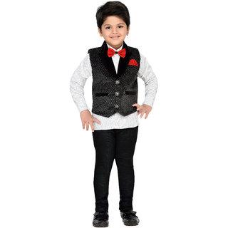 3d77218fc Buy AJ Dezines Kids Party Wear Suit Set For Boys Online - Get 68% Off