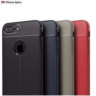 boutique outlet comprare vari stili New Autofocus Leather TPU Back Cover Case For iPhone 7 Plus