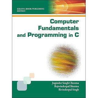 Buy Computer Fundamentals Programming In C Online Get 11 Off