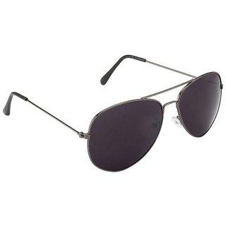 1b8b650d5ae Buy Wrode (AvtrGunBlk) Black Aviator Sunglasses Online - Get 81% Off