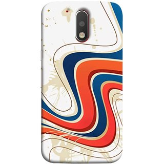 FUSON Designer Back Case Cover for Motorola Moto G4 :: Moto G (4th Gen) (Vector Digital Illustration Best Wallapper Pattern)