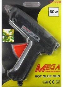 Branded 60 Watt Mega Professional Hot Glue Gun