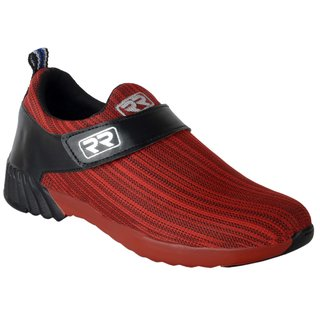 Running rider Red Clothe Men's Casual Shoes