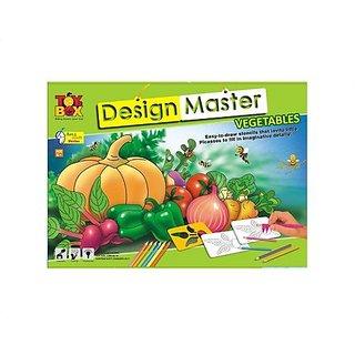 Toysbox Design Master (Vegetables)