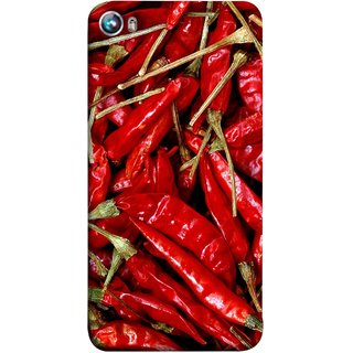 FUSON Designer Back Case Cover for Micromax Canvas Fire 4 A107 (India Business Hot Sauces Farm Fresh Pickles Kitchen)