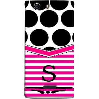 FUSON Designer Back Case Cover for Micromax Canvas 5 E481 (Beautiful Cute Nice Couples Pink Design Paper Girly S)