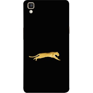 FUSON Designer Back Case Cover for Oppo F1 Plus :: Oppo R9 (Wild Jungle Tigers Whisker Roaring Sitting Safari India)
