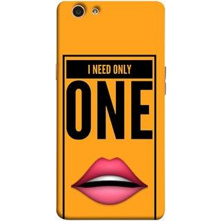 FUSON Designer Back Case Cover for Oppo F1s (Hot Girl Couples Red Lips Pinky Flying Kisses Girl Lovers)