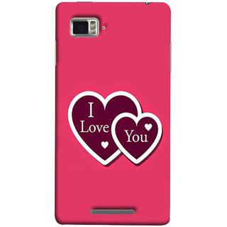 FUSON Designer Back Case Cover for Lenovo Vibe Z K910 (Pink Red Wallpapers Boyfriends Pure True Relations)