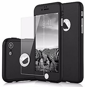 IPHONE 5 5S SE iPaky 360 Full Body Hybrid Protective Back Cover Case for iPhone 5 5S SE BLACK