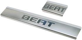 Designer Foot Step / Door Sill For Chevrolet Beat