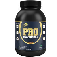 MightyX Pro Mass Gainer Chocolate, 1 Lb, 9 Servings