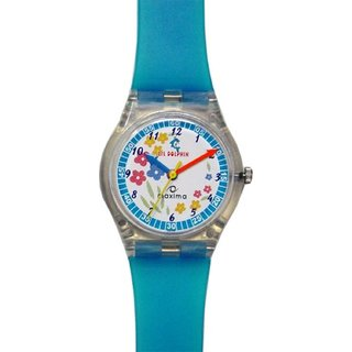 Maxima Analog White Dial Childrens Watch - 04429PPKW