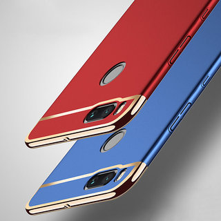 3 In 1 Luxury Ultra-thin Slim Hard Shockproof Back Case Cover For Redmi A1