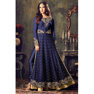 e3d9c3007c Buy Ethnic Empire New Hevy Designer Party Wear Anarkali Suit Online - Get  59% Off