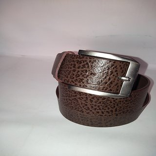 Arizic Matted Casual Leather Belts For Mens