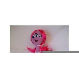 "Disney / Pixar Monsters University Carrie Mini 11 1/2 "" Plush"