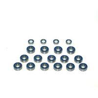 Traxxas Rustler Complete Precision Steel Ball Bearing K