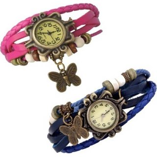 Watch Bro New and Latest Design Analog Watch for Girls and Women