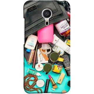 FUSON Designer Back Case Cover for Meizu MX5 (Basic Wardrobe Closet Essentials And Basic Creams)