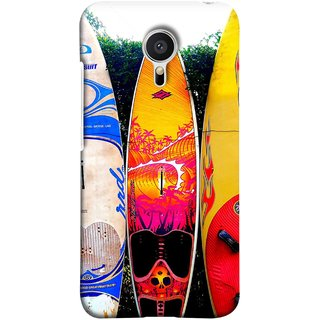 FUSON Designer Back Case Cover for Meizu MX5 (In Garden Standing Nice Design Ocean Games )