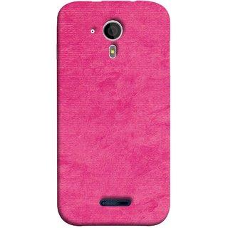 FUSON Designer Back Case Cover for Micromax Canvas Magnus A117 :: Micromax A117 Canvas Magnus (Cloth Design Dark Pink Baby Maroon Paper Sheet )