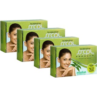 SSCPL Herbals Personal Care Therapy 400g Pack Of 4 Bar