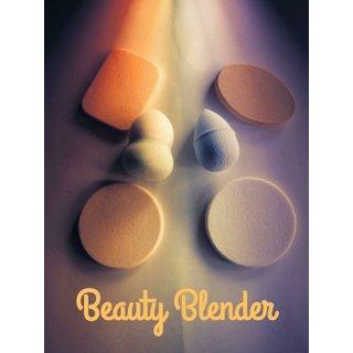 6pc Make-UpBeauty  Blender Different Shape Set