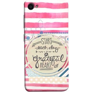 FUSON Designer Back Case Cover For Lenovo Zuk Z2 Plus (Great Hearts Dil Love Everyday Quotes Sunny Bright )