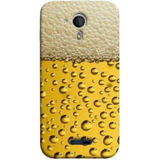FUSON Designer Back Case Cover for Micromax Canvas Magnus A117 :: Micromax A117 Canvas Magnus (Life Hoto Beer Glass Bubble Daaru Drink Wine Fuzzy)