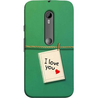 FUSON Designer Back Case Cover for Motorola Moto G Turbo Edition :: Virat FanBox Moto G Turbo Virat Kohli (You Message Card Over Red Wooden Board Stock Photos)