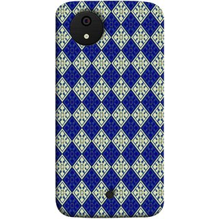 FUSON Designer Back Case Cover for Micromax Canvas Android A1 AQ4501 :: Micromax Canvas Android A1 (Best Wallpaper Nice Colourful Drawing Borders Cloth)