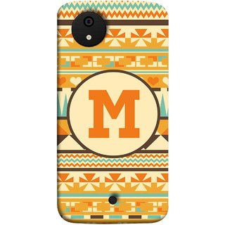 FUSON Designer Back Case Cover for Micromax Canvas Android A1 AQ4501 :: Micromax Canvas Android A1 (Colourful Wallpaper Gift Wrap Paper Art Painting )