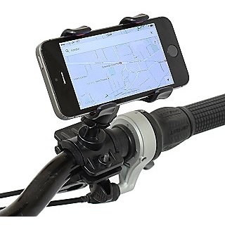 Mobile Holder For Motor Bike Bicycle Car  Trade Mil, 360 rotating With Tight Grip Fit For any Mobile any Type Handheld