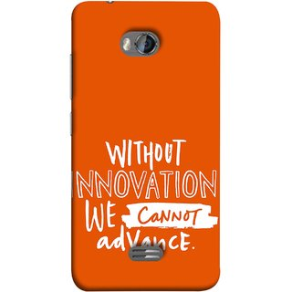 FUSON Designer Back Case Cover for Micromax Bolt Q336 (Motivational Inspirational Words Quotes Worklife)