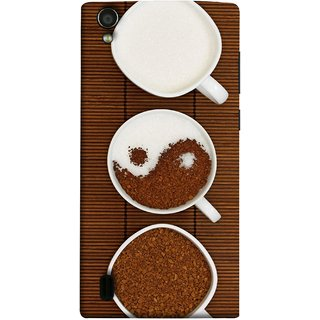 FUSON Designer Back Case Cover For Vivo Y15S :: Vivo Y15 (Breakfast Cold Hot Best Wallpapers Jungle Cold Hot Brew )