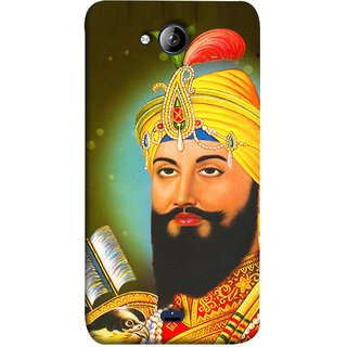 FUSON Designer Back Case Cover for Micromax Bolt Q338 (King Beautiful Frame God His Mission Blesses Eagle)