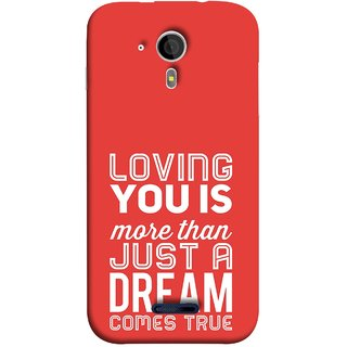 FUSON Designer Back Case Cover for Micromax Canvas Magnus A117 :: Micromax A117 Canvas Magnus (Comes True Love You Forever Valentine Couples Lovers)