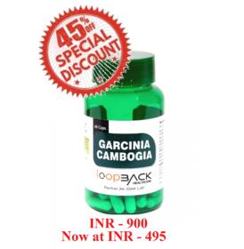 Garcinia Cambogia Capsule- 60 Caps Premium Extract