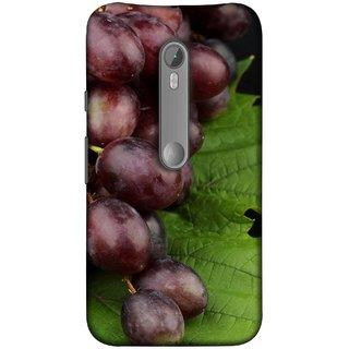 FUSON Designer Back Case Cover for Motorola Moto X Style :: Moto X Pure Edition (Nature Farm Wine Organic Farm Agriculture Autumn )