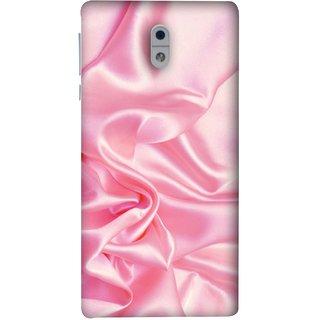FUSON Designer Back Case Cover For Nokia 3 (Pinky Girly Girls Womens Design Pattern Babies Soft )