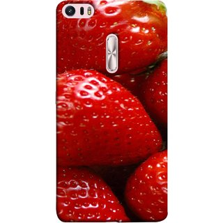 FUSON Designer Back Case Cover For Asus Zenfone 3 Ultra ZU680KL (6.8 Inch Phablet) (Best Fresh Strawberry Ice Cream Homemade Recipes)