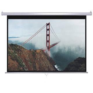 8 X 10 Instalock projector screen 150 IS 24 Top (3050 x 2287)