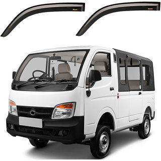 Buy Galio Door Visor Wind Deflector For Mahindra Maximo Toofab