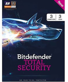 Bitdefender Internet Security 3 User / 3 Year (Single key)