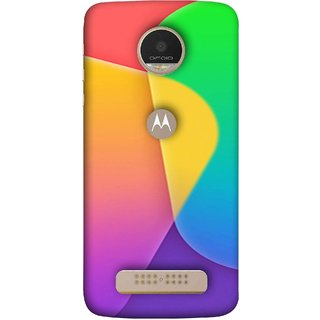 Buy Fuson Designer Back Case Cover For Motorola Moto Z Play Gliding