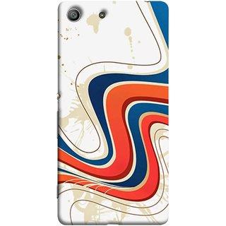 FUSON Designer Back Case Cover For Sony Xperia Z3 Compact :: Sony Xperia Z3 Mini (Vector Digital Illustration Best Wallapper Pattern)