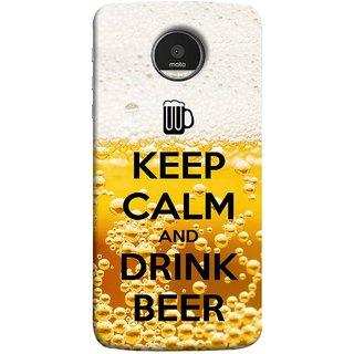 FUSON Designer Back Case Cover for Motorola Moto Z :: Motorola Moto Z Droid in USA (Beer Sign Glasses Bubbles Daaru Drink Wine Vodka)