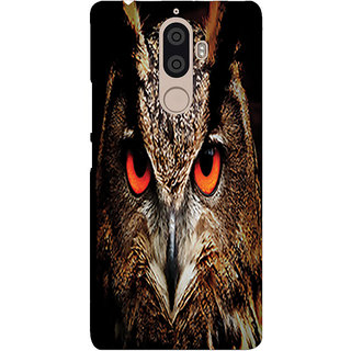 Printgasm Lenovo K8 Note printed back hard cover/case,  Matte finish, premium 3D printed, designer case